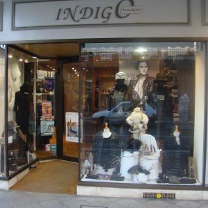 La boutique Indigo à Tonneins
