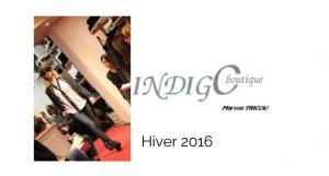 Défilé de mode Hiver 2016