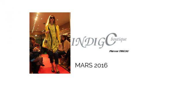 Défilé de mode été 2016