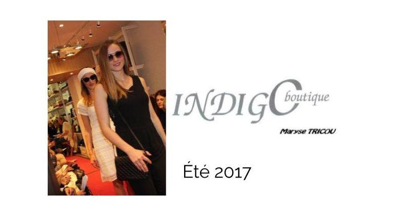 défilé de mode été 2017 boutique indigo Tonneins