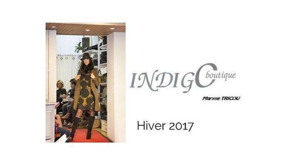 Défilé de mode hiver 2017