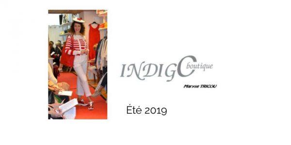 Défilé de mode été 2019